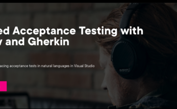 Automated Acceptance Testing with SpecFlow and Gherkin