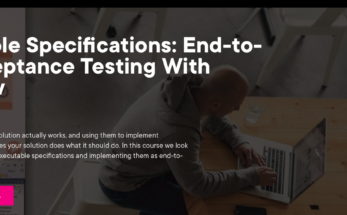 Executable Specifications: End-to-End Acceptance Testing With SpecFlow