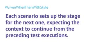 How to fix dependancy chains in your scenarios.