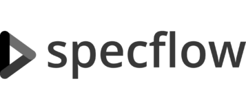 SpecFlow Logo black